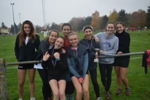 Les photos du cross de district