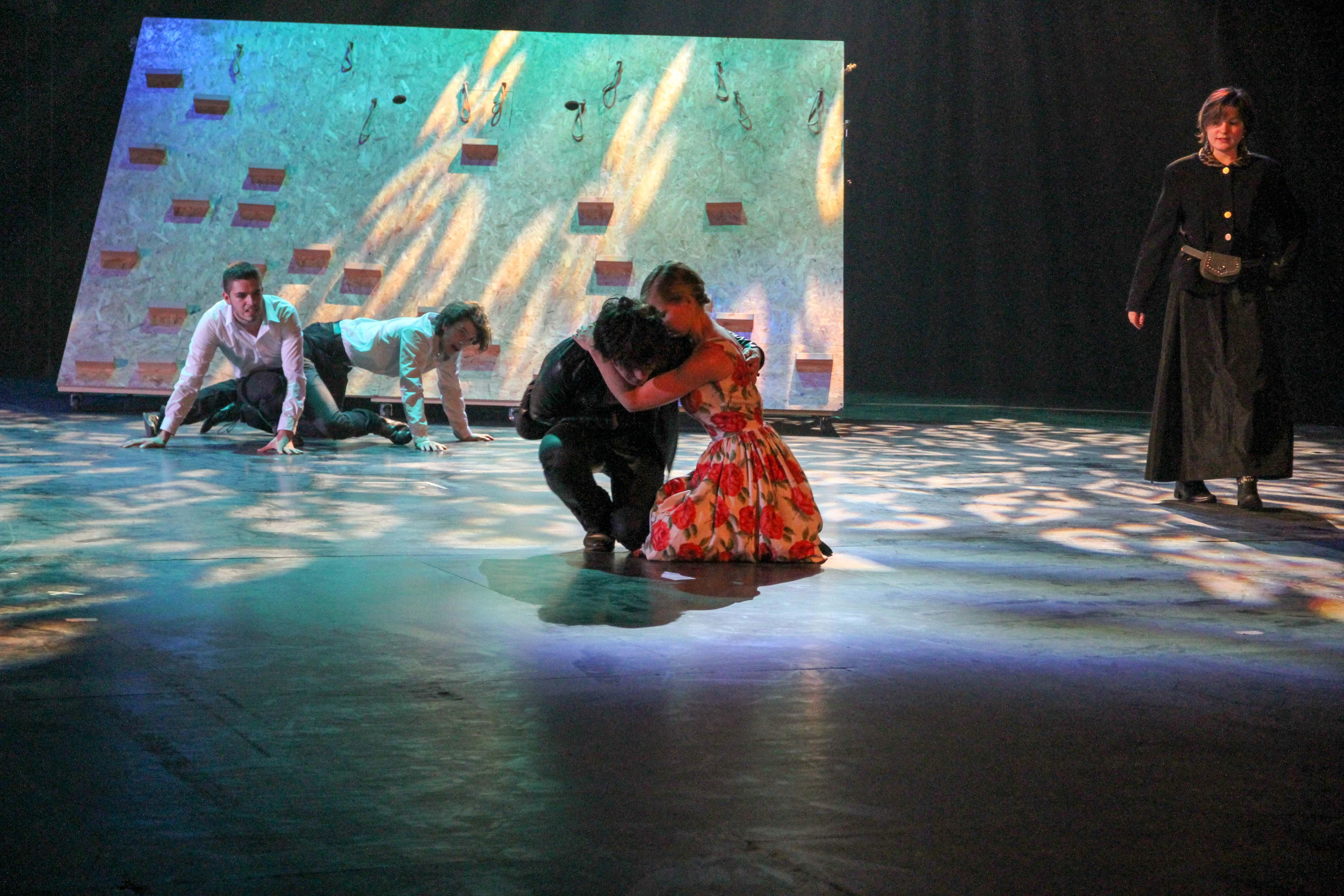 atelier théâtre : le marchand de Venise